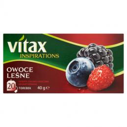 VITAX INSPIRATIONS OWOCE...