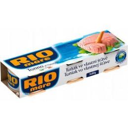 RIO MARE TUŃCZYK W SOSIE...