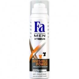 FA MEN XTREME INVISIBLE...