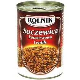 ROLNIK SOCZEWICA KONSERWOWA...