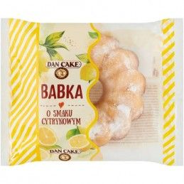 DAN CAKE BABKA CYTRYNOWA 250 G