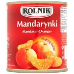 ROLNIK MANDARYNKI...
