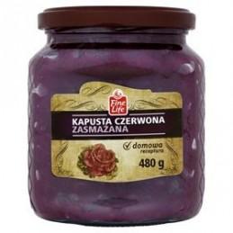 FINE LIFE KAPUSTA CZERWONA...