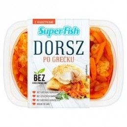 SUPERFISH DORSZ PO GRECKU...