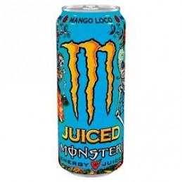 MONSTER ENERGY MANGO LOCO...