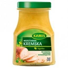 KAMIS MUSZTARDA KREMSKA 185 G