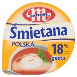 MLEKOVITA ŚMIETANA POLSKA...