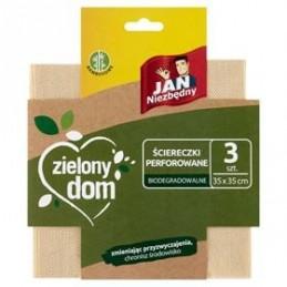 JAN NIEZBĘDNY ZIELONY DOM...