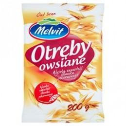 MELVIT OTRĘBY OWSIANE 200 G