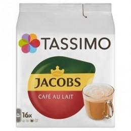 TASSIMO JACOBS CAFÉ AU LAIT...