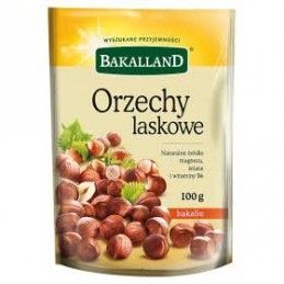 BAKALLAND ORZECHY LASKOWE...