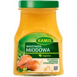KAMIS MUSZTARDA MIODOWA 185 G