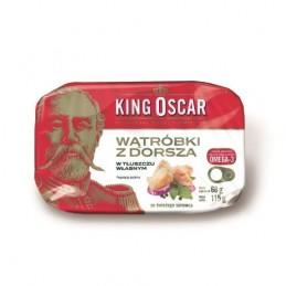 KING OSCAR WĄTRÓBKI Z...