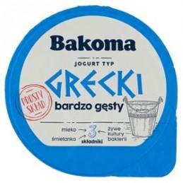 BAKOMA JOGURT NATURALNY TYP...