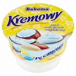 BAKOMA KREMOWY JOGURT...