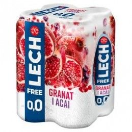 LECH FREE 0.0% GRANAT I...