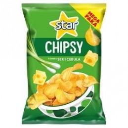 STAR CHIPS CHIPSY O SMAKU...