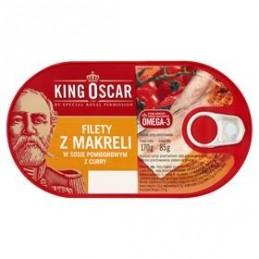 KING OSCAR FILET Z MAKRELI...