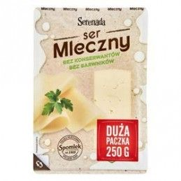 SERENADA SER MLECZNY W...