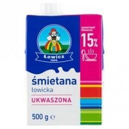 ŁOWICZ ŚMIETANA ŁOWICKA 15%...