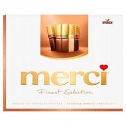 MERCI FINEST SELECTION...