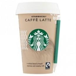STARBUCKS CAFFE LATTE...
