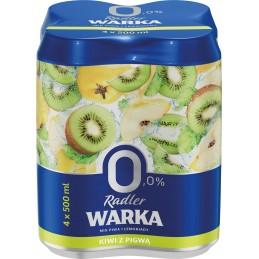 WARKA RADLER KIWI&PIGWA 0%...