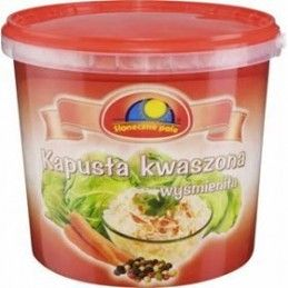 KAPUSTA KISZONA 5 KG
