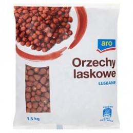 ARO ORZECHY LASKOWE ŁUSKANE...