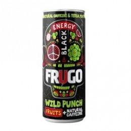 FRUGO ENERGY BLACK PUSZKA...