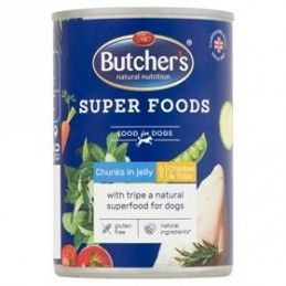 BUTCH.SUPERFOODS D/PSA...