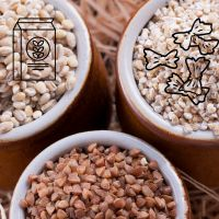 Makaron, ryż i kasza