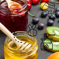 Dżemy, miody i kremy - szeroki wybór słodkich produktów śniadaniowych - Zakupyw24h.pl