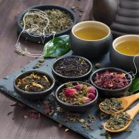 Herbata Liściasta, Granulowana